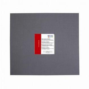 Fotoalbum 30 x 30 cm - Dunkelgrau