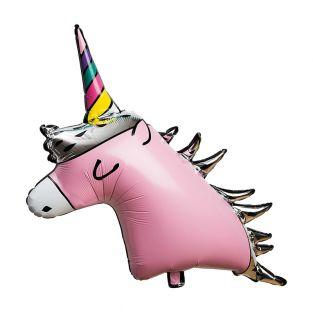 Aluminum balloon - Unicorn
