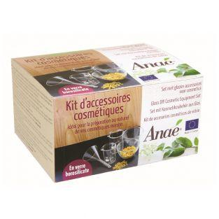 Kit de accesorios cosméticos