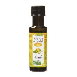 Aceite de camelina virgen orgánico -...