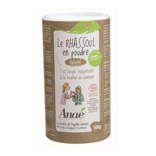 Polvo de Rhassoul - 500 g