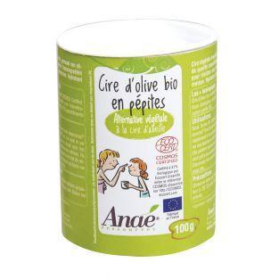 Pepite di cera d'oliva biologica - 100 g