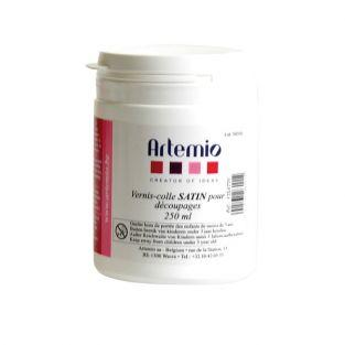 Victoria Satin glue