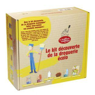Das grüne Drugstore-Entdeckungs-Kit