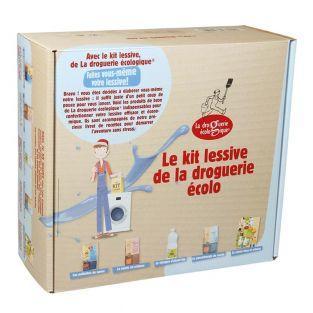 Le kit lessive de la droguerie écolo