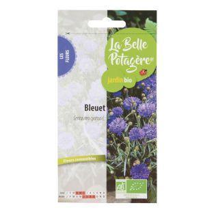 Graines à semer - Bleuet - 0,6 g