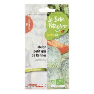Melone Petit gris de Rennes - 0,6 g