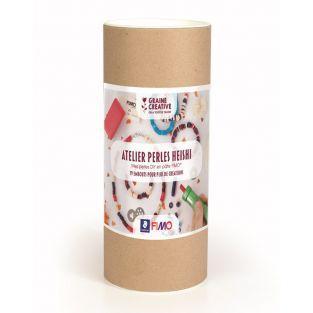 FIMO Kit - Heishi-Perlenschmuck-Spritze