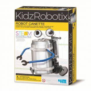 Science discovery box - Canning robot