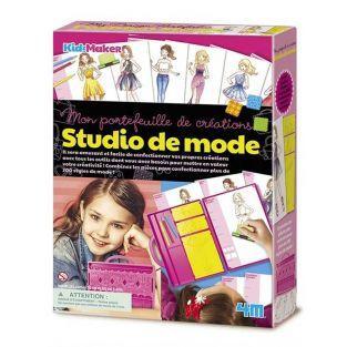 Coffret création - Studio de mode