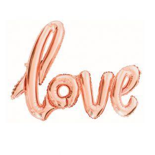 Bola de amor - Oro rosado