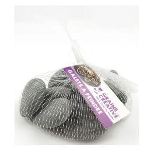 5 pebbles - Dark Grey