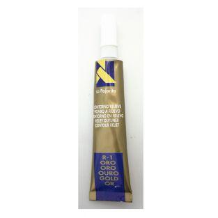 Ring für Glasmalerei - Gold - 20 ml