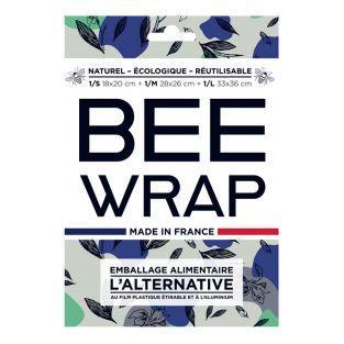 Bee wrap - Reusable food packaging x...