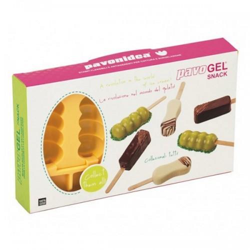 Ice cream Mold + Sticks