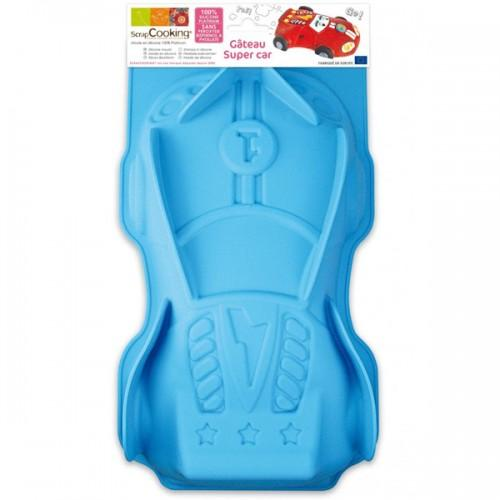 Cars cake mould