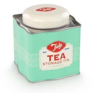 Boîte à thé vintage