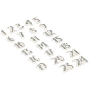 Adesivi Puffies Calendario 3D avanti...