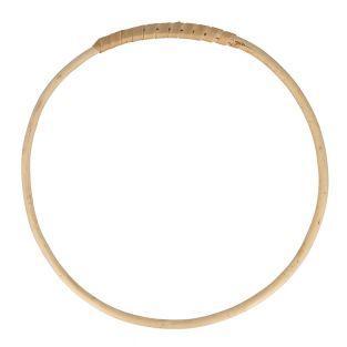 Círculo de mimbre 30 cm