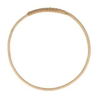 Cercle en osier 25 cm