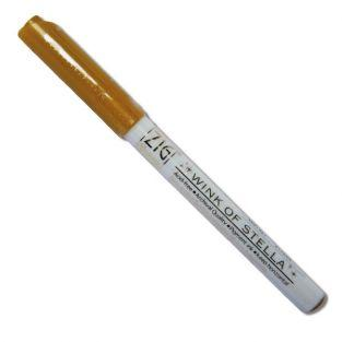 Glitter-Gold marker