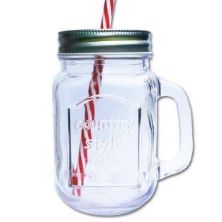 Mug verre avec couvercle...