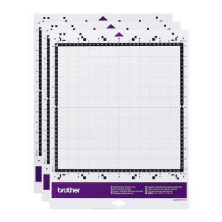 3 standard adhesive mats ScanNCut DX...
