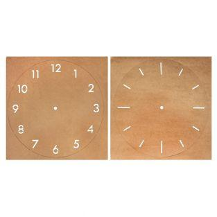 2 kraft paper watch templates
