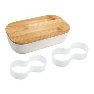 Bamboo lunch box