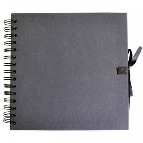 Craft Book 30 x 30 cm - Black