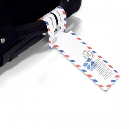 Luggage tags x 10 - Air Mail