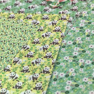 100 papeles de 15 x 15 cm - Origami...