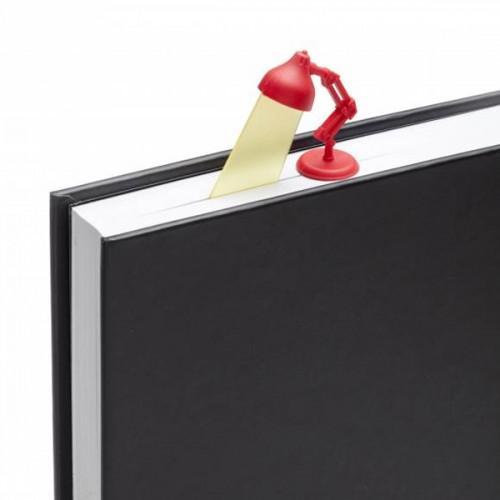 Bookmark Red lamp