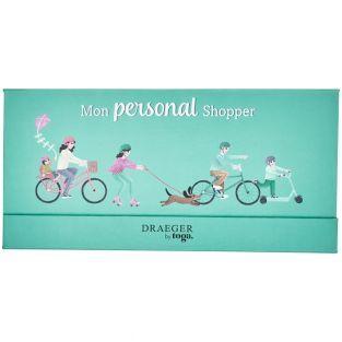 Personal Shopper Notebook - Jungle