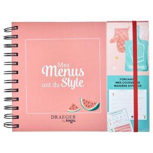 Menu planner - Mes menus ont du style