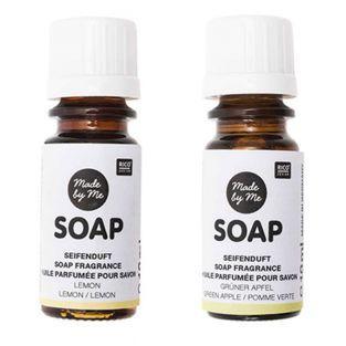 Scented oils for soap lemon, apple -...