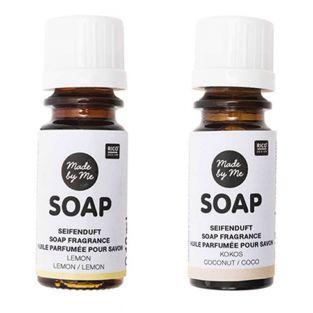 Scented oil for soap lemon, coconut -...