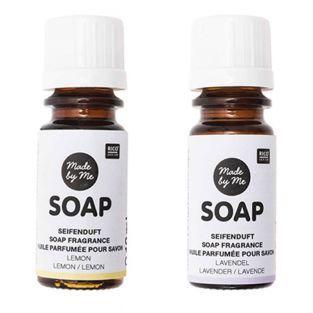 Scented oils for soap lemon, lavender...