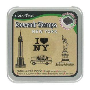 Set de Tampons New York +...