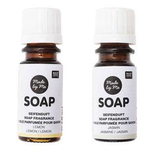 Scented oils for soap lemon, jasmine...