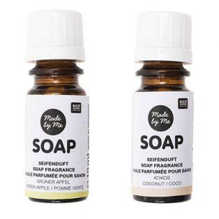 Scented oils for soap apple, coconut...