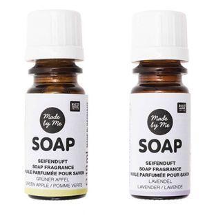 Scented oils for soap apple, lavender...
