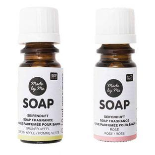 Scented oils for soap apple, rose -...