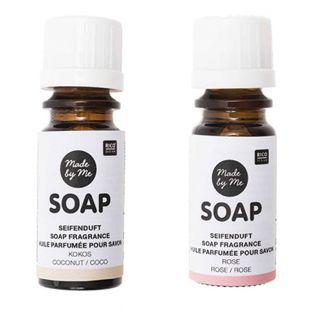 Scented oils for soap coconut, rose -...