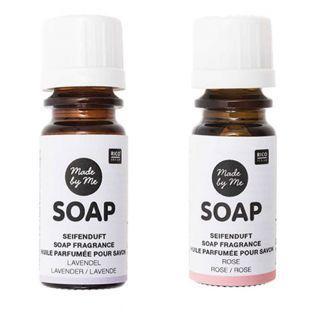 Scented oils for soap lavender, rose...