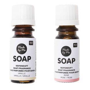 Scented oils for soap vanilla, rose -...