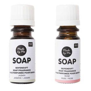 Scented oils for soap Jasmine, rose -...