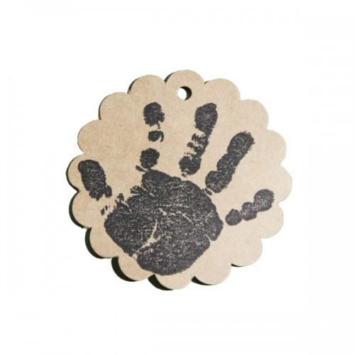 Wooden Stamp - Right hand