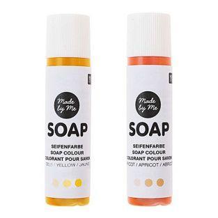 "Soap colouring set ""Sun"" - 2x10ml"