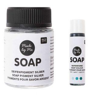 Jabón Pigmento de Plata 20 ml + Tinte...